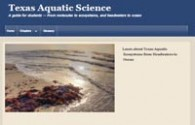 Aquatic Science Website and Teachers Guide Get National Award