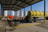Water technology forum pictureshows water injection well