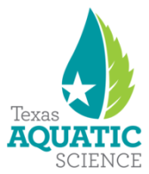 Texas Aquatic Science education program logo